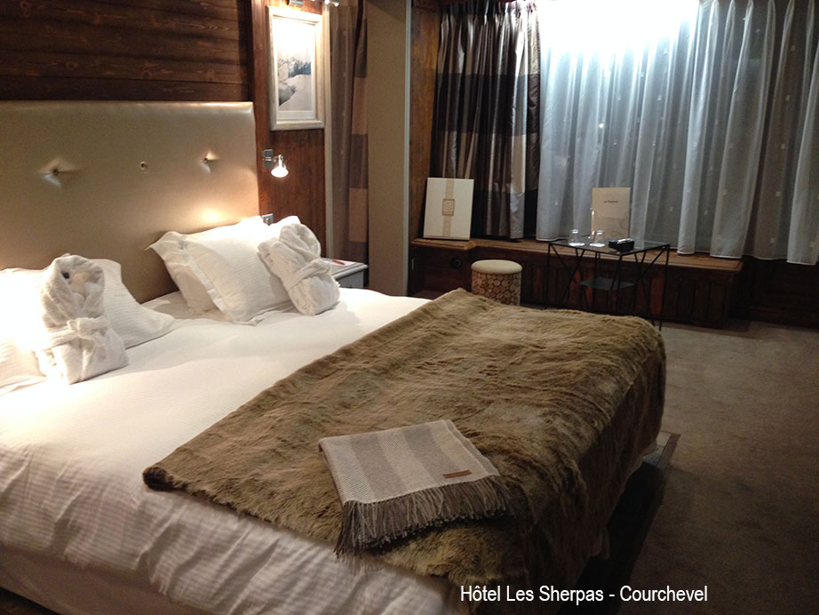 plaid inata deco luxe chalet